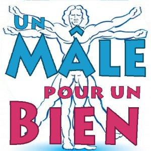 Logo UMPUB avec L'Homme de Vitruve, de Léonard